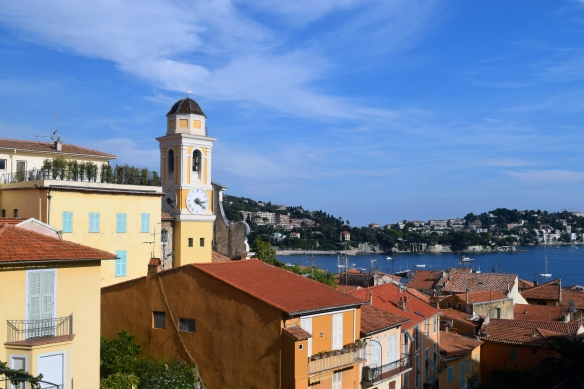 View From Saint Elme Passage, Villefranche